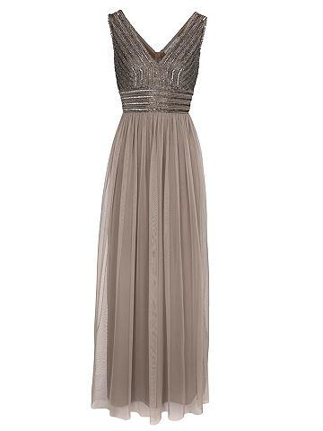 Платье вечернее с с пайетками