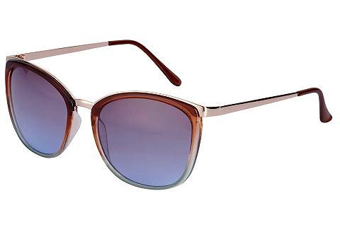 Солнцезащитные очки с Farbverlauf