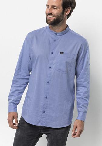 JACK WOLFSKIN Рубашка с длинными рукавами »IND...