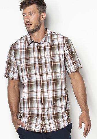 Рубашка в клетку »HOT CHILI футб...