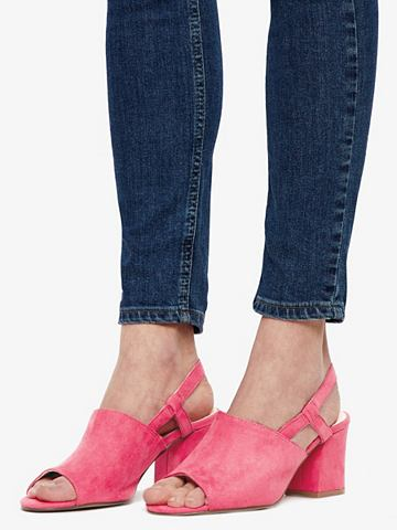 Туфли с открытым мыском Toe сандалии