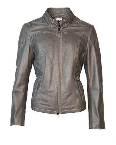 JCC Куртка кожаная »3423«