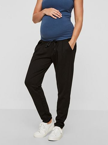 Свободного покроя брюки для беременных...