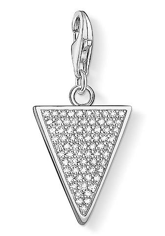 Кулон »Dreieck черный цвет 1580-...