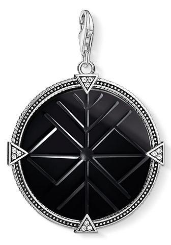 Кулон »Vintage Coin черный цвет ...
