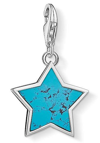 Кулон »Türkiser Звезда 1532...