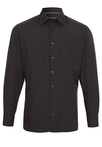 Unifarbiges рубашка Easy Care
