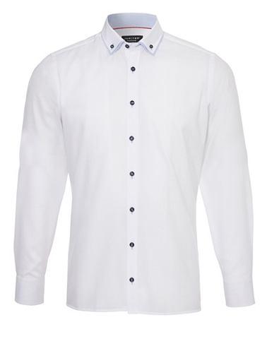Мелкий strukturiertes рубашка для бизн...