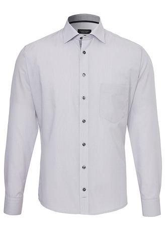 Модные рубашка с длинными рукавами уни...