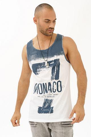 Футболка »Monaco seven«