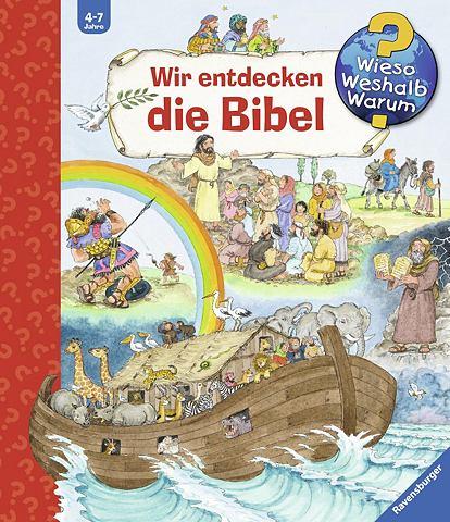 Детская книга »Wir entdecken die...