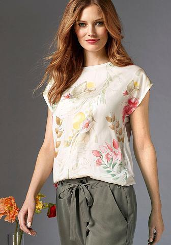 Блузка-рубашка »MAGNOLIA«