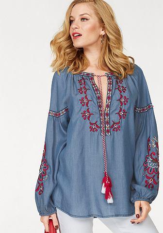 Блузка с длинным рукавом »MARTET...