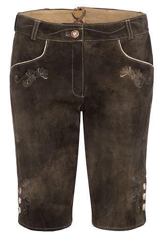 SPIETH & WENSKY Spieth & Wensky короткий брюки кож...