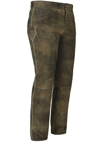 SPIETH & WENSKY Spieth & Wensky брюки кожаные Trau...