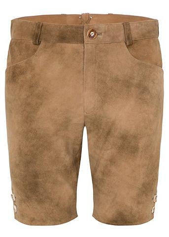 Spieth & Wensky брюки кожаные Dock...