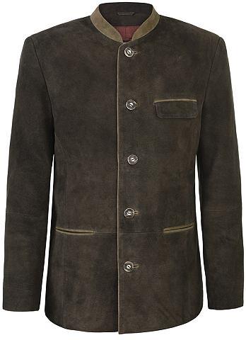 Spieth & Wensky куртка кожаная Aut...