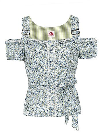 Spieth & Wensky блузка Giesing с р...