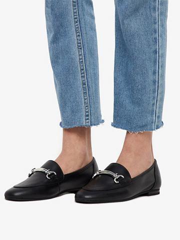 BIANCO Metallschnallen кожа туфли