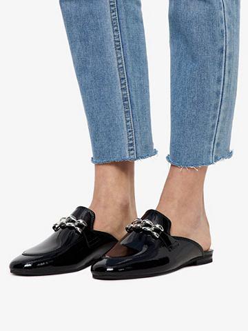 Цепочки кожа туфли