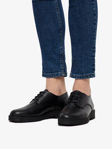 Schnür кожа ботинки