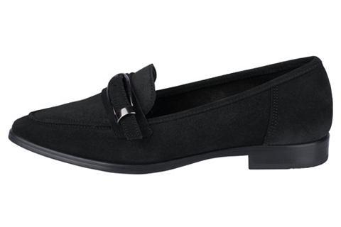 Туфли-слиперы с Zierschließe