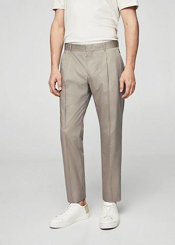 Костюмные брюки с Bundfalten