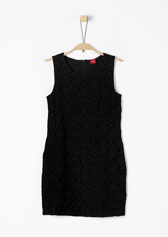 Платье стрейч из Mesh-Spitze для M&aum...