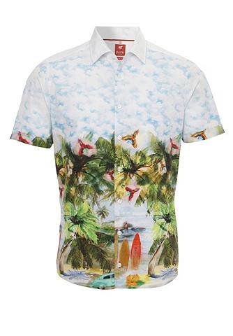 Модные Рубашка »кэжуал Red&laquo...