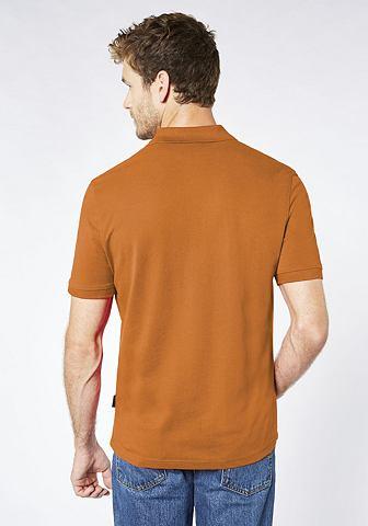 Кофта-поло Мужской Поло рубашка