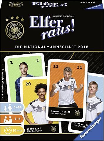 Kartenspiel »Elfer raus! Die Nat...