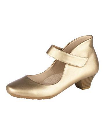 Mae&Mathilda туфли на ремешке с пр...