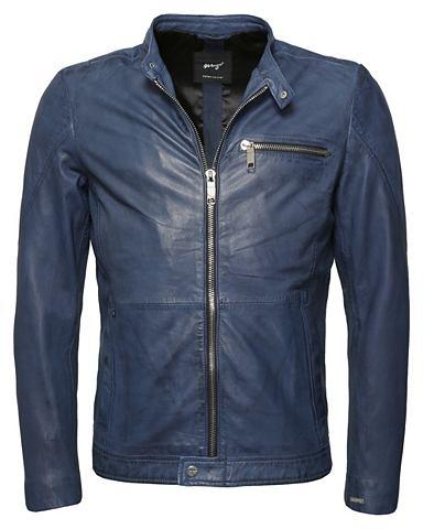 MAZE Куртка кожаная с замок »Berwick&...