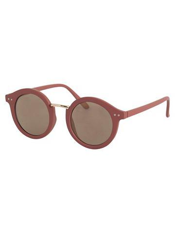 PIECES Runde одноцветный солнцезащитные очки