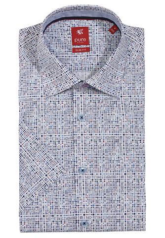 PURE Модные Рубашка »City Red«