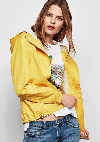 Нежный куртка с капюшон