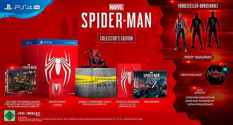 Marvel´s Spider-Man Collectors E...