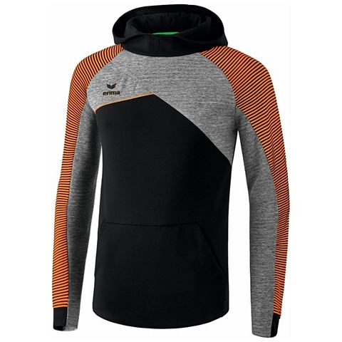 ERIMA Premium One 2.0 пуловер с капюшоном He...