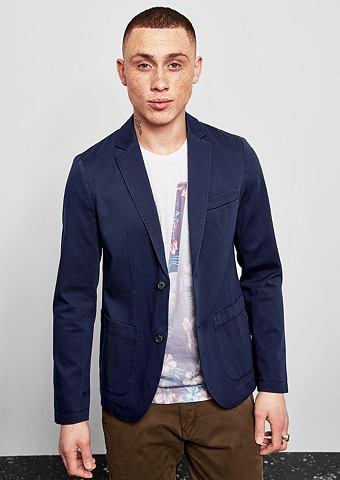Пиджак с плетеный узор
