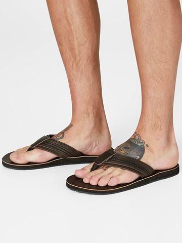 Jack & Jones кожаные сандалии