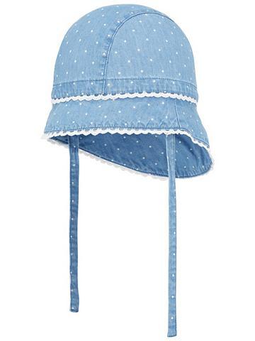 Пятнистый Sommer шляпа