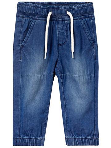 NAME IT Weiche свободный форма джинсы