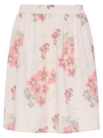 NAME IT Цветочным узором юбка