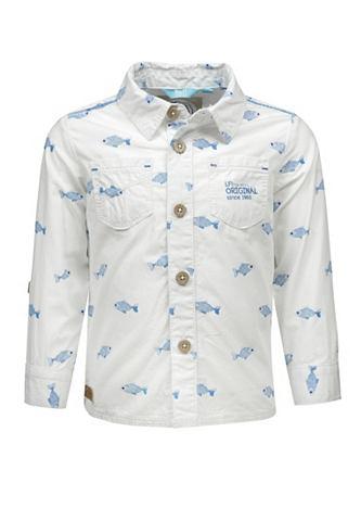 LIEF! Рубашка Fischmotiv