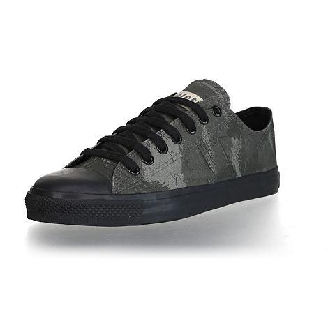 Кроссовки в Military-Look »Black...