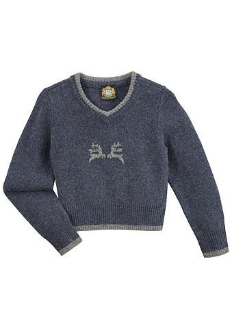 Пуловер детские с вышивка