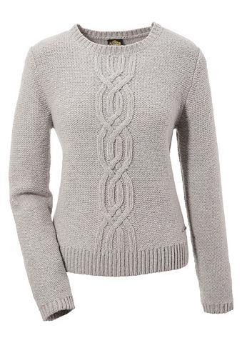 Пуловер для женсщин с стежка