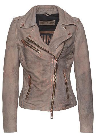 FREAKY NATION Куртка кожаная »Copper«