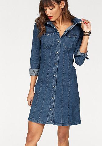 Платье джинсовое »Tacoma узкий f...