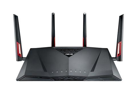 RT-AC 88U AC3100 »Router«